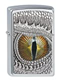 Zippo Dragon Eye - Mechero con Relieve