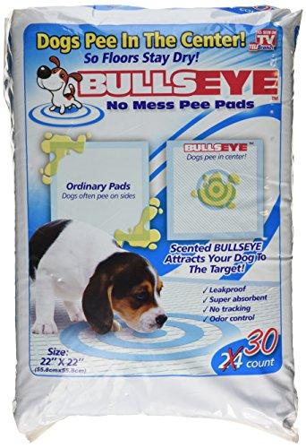 Bullseye Pee Pad