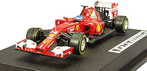 Ferrari F14 T No.14 Fernando Alonso - Formula 1 2014