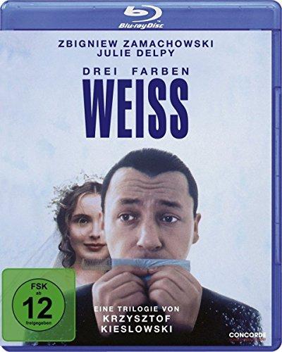Drei Farben: Weiß [Blu-ray]