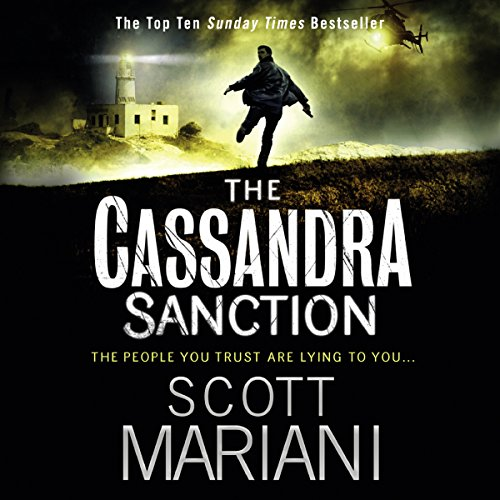 The Cassandra Sanction: Ben Hope, Book 12 audiobook cover art