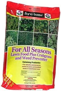 fertilome All Season Lawn Fertilizer With Weed Killer