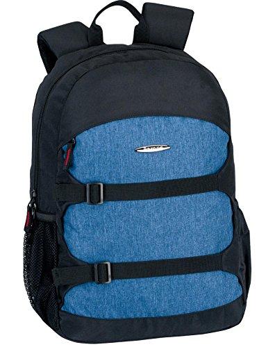 Montichelvo Backpack Tv Pr Bridge Schulranzen, 43 cm, Mehrfarbig (Multicolour)