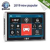 Navigazione GPS per auto moto Xgody 17,8 cm touch screen navigatore satellitare con 50,8 c...