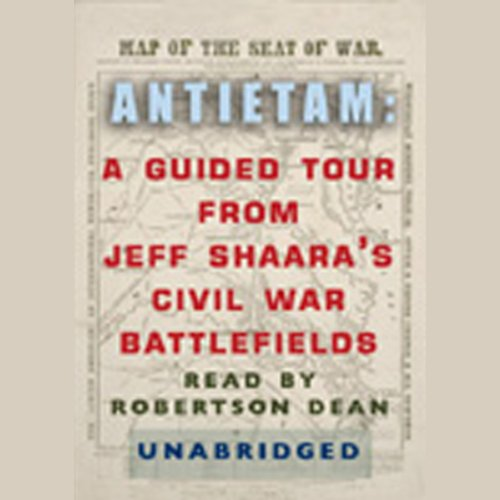 Antietam audiobook cover art