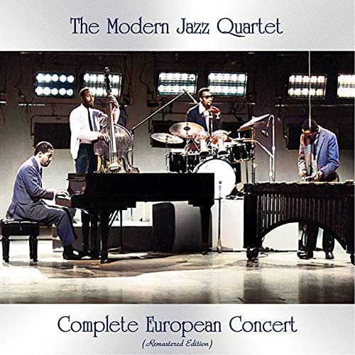 The Modern Jazz Quartet feat. Milt Jackson