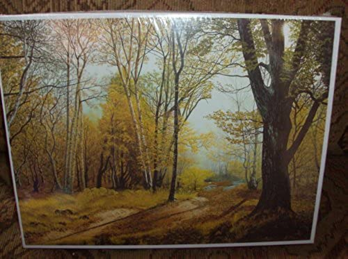 online al mejor precio Forest Landscape 1000 Piece Puzzle From Mouth Mouth Mouth Painting By Trevor Wells by Mouth andFoot Paintings  Envio gratis en todas las ordenes