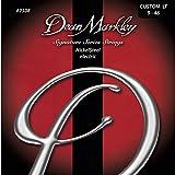 Dean Markley 2508B - Juego de cuerdas para guitarra eléctrica de acero de níquel.009 - .046