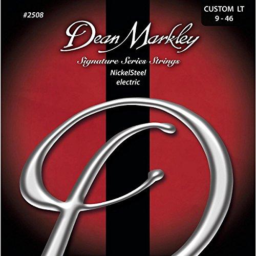 Dean Markley 2508B - Juego de cuerdas para guitarra eléctrica de acero...