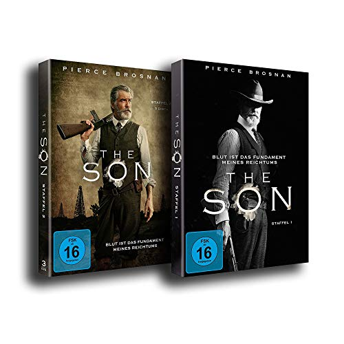 THE SON – Die komplette Serie – Staffel 1 + 2 [6 DVD-Set]