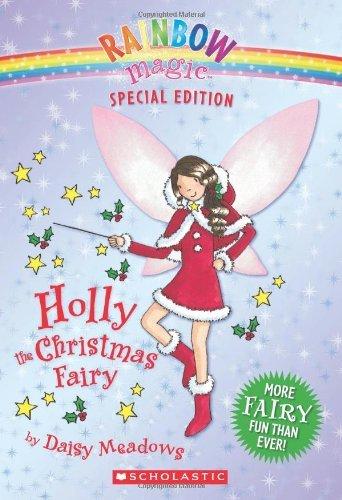 By Daisy Meadows - Holly the Christmas Fairy (Rainbow Magic (Quality)) (Special)