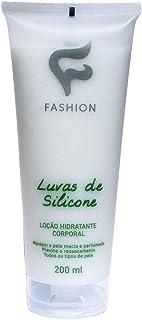 Luvas de Silicone Creme para Mãos 280ml Fashion