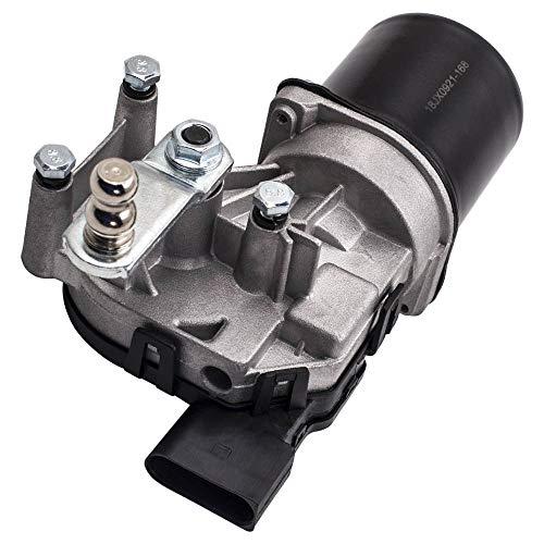 Tuningsworld Motor Scheibenwischermotor vorne für Fabia für Polo 9N 6Q1955113