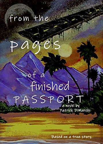 from the pages of a finished PASSPORT