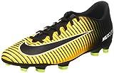Nike Mercurial Vortex III FG, Chaussures de Football Homme, (Laser Orange/Black Volt/White), 43 EU