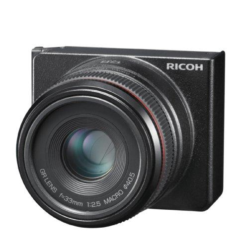 Ricoh GR Objektiv 1:2,5/50 mm Macro(A12), 12,3 Megapixel, APS-C,CMOS-Sensor, für GXR-Body geeignet