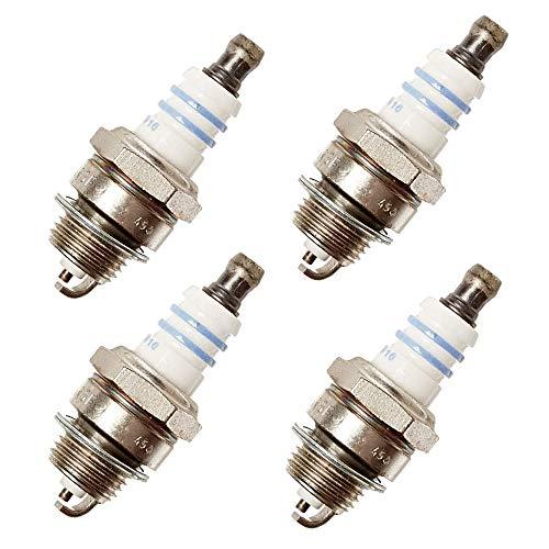 (4) Bosch WSR6F Spark Plugs Replaces RCJ6Y W20MPR-U Stihl 0000-400-7000 BPMR6A