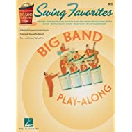 Swing Favorites: Piano: Instrumental Play-Along Book/CD Pack [With CD] (Hal Leonard Big Band Play-Along) by Hal Leonard Publishing Corporation (Corporate Author) (1-Apr-2007) Paperback