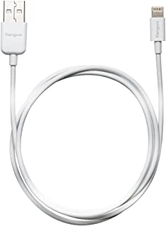 Targus Lightning to USB Cable, White, 1M