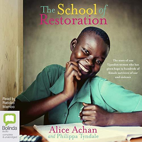 The School of Restoration audiobook cover art