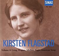 Flagstad Coll 4: Grieg Wagner Sibelius - Anglo by GRIEG / WAGNER / SIBELIUS / CHARL (1996-01-01)