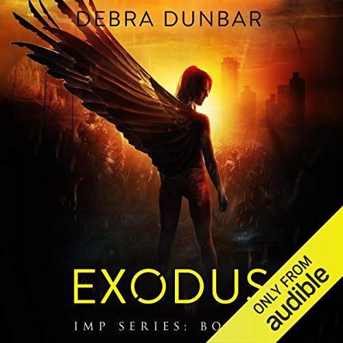 Exodus  By  cover art