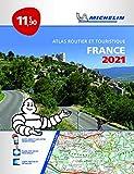 Atlas routier France 2021 Broché
