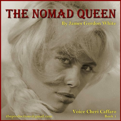 The Nomad Queen audiobook cover art