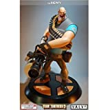 Gaming Heads GH004 Heavy Team Fortress 2 Blue Statue