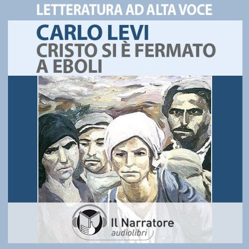 Cristo si è fermato a Eboli audiobook cover art