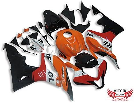 Max 73% OFF VITCIK Fairing Kits Fit for CBR600RR CBR F5 Max 51% OFF 2007 2008 600RR