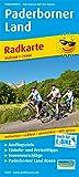 Paderborner Land: Radkarte mit Ausflugszielen, Einkehr- & Freizeittipps, wetterfest, reissfest, abwischbar, GPS-genau. 1:75000 (Radkarte / RK)