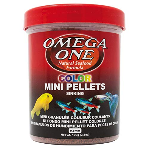 OMEGA One Color Mini Pellet 3.5oz