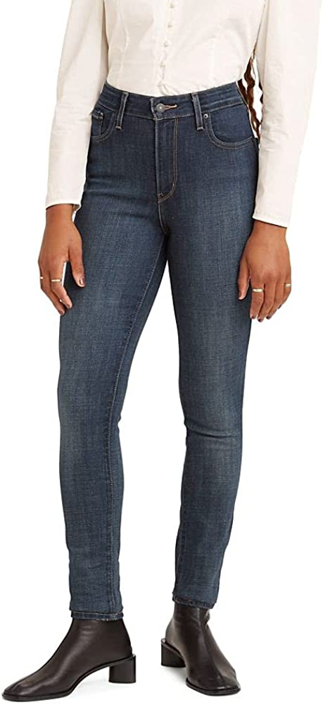 Levi's Women's 721 High Skinny Under blast sales Rise Jeans Ankle service