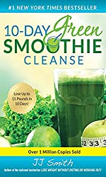 This 10-day Green Smoothie Cleanse is a great way to start your New Year for healthy eating!