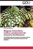 Maguey Mezcalero, Cultivo, Produccion de Mezcal y Fertilizacion