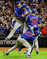 Chicago Cubs - 2016 World Series Champions! The Last Out! 8x10 Photo Picture mf