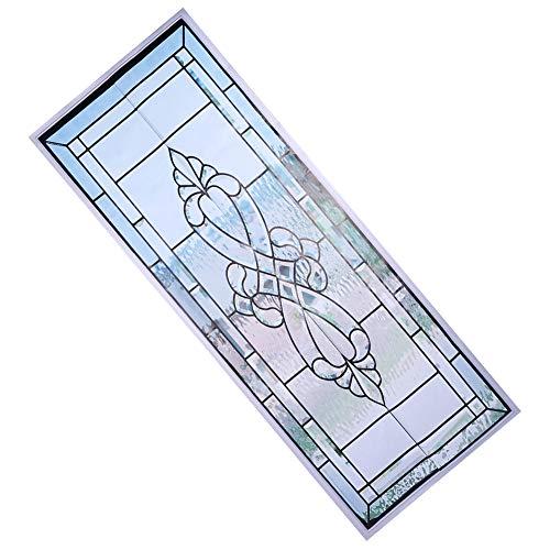 Etiqueta Engomada De La Puerta De Vidrio, Película De Vidrio, Impermeable Para Baño Para Sala De Estar