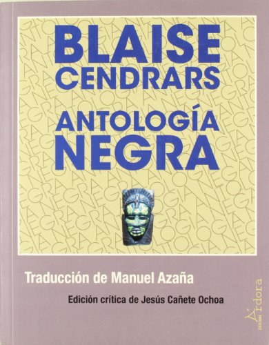 Antología negra (Colección Vanguardia clásica