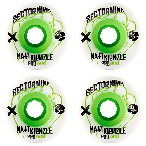 Sector 9 Matt K Longboard Wheels 65mm 78a by Sector 9
