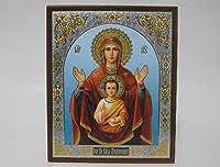 イコン 聖母マリヤ 生神女 至聖女マリア オランテ型
