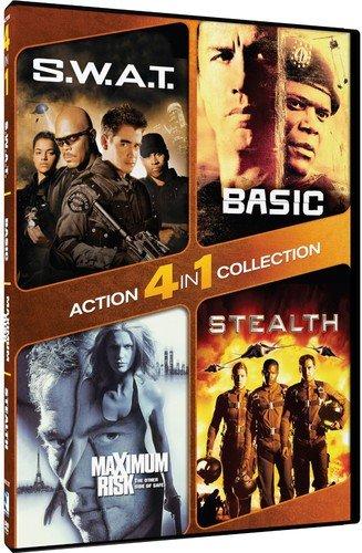 4-In-1 Action Collection: S.W.A.T. / Basic [Edizione: Stati Uniti]