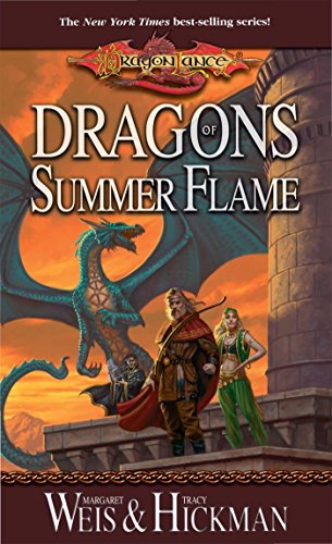 Dragons of Summer Flame (Dragonlance Chronicles Book 4) (English Edition)
