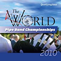 World Pipe Band 2010 Quais