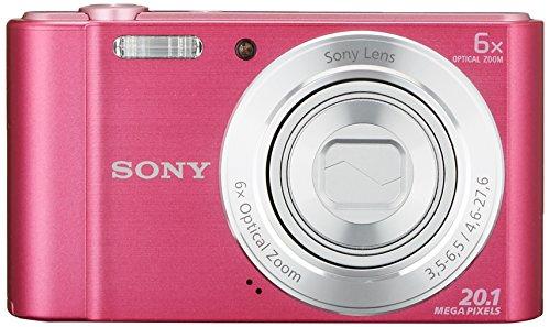 Sony Cyber-shot DSC-W810 DSC-W810-P (pink) digital camera (International Model)