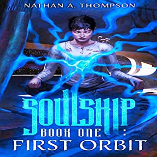 First Orbit cover art