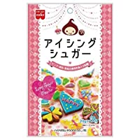 共立食品 アイシングシュガー 60g(20g×3色)×10袋入×(2ケース)