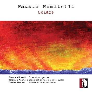 Fausto Romitelli: Solare