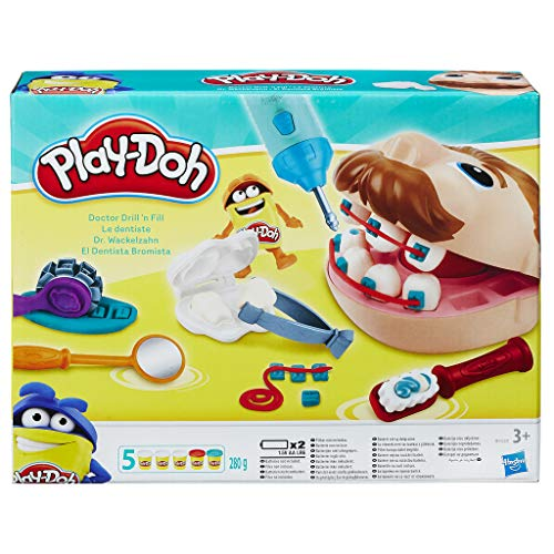 Play-Doh – Pate A Modeler - Le Dentiste