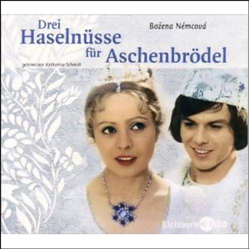 Drei Haselnüsse für Aschenbrödel audiobook cover art